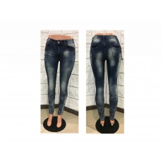 Bleached BH Jeans