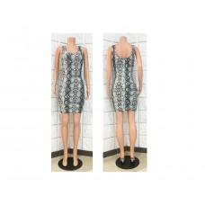 Snake Animal Print Dress